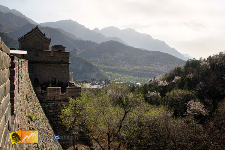 Part of the great wall