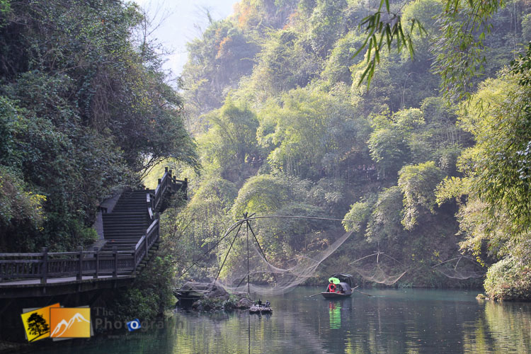 Tributary of the Yangtze river