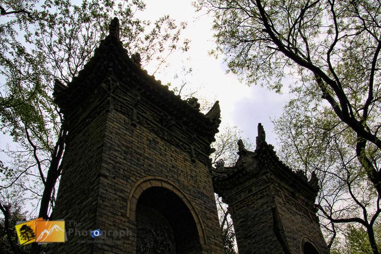 Goose pagoda in Xian