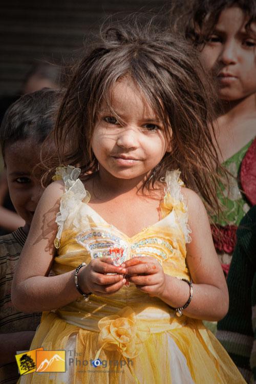 beggar kids in Delhi