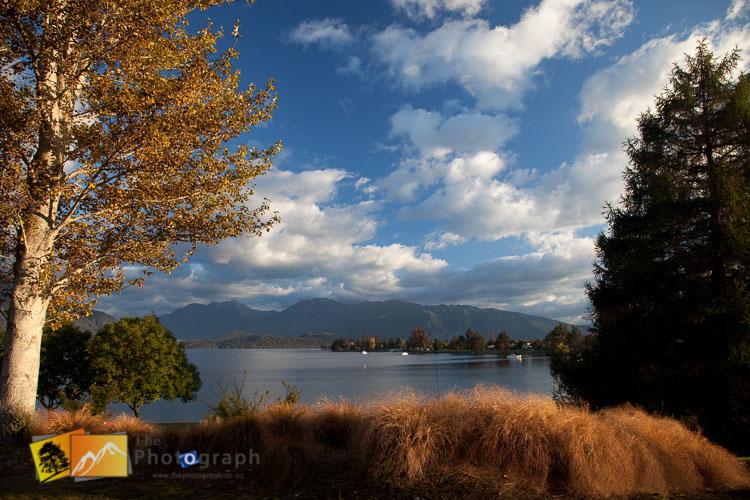 Te Anua lake.