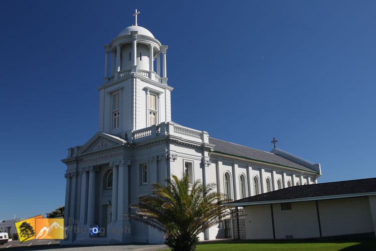 St Mary's Catholic Church Hokitika.