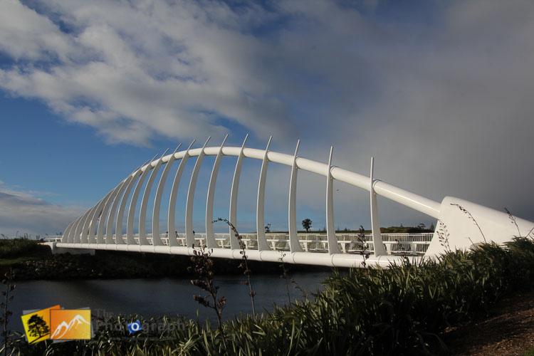 New Plymouth bridge.
