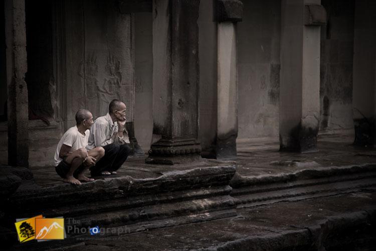 Ankor Wat in Cambodia