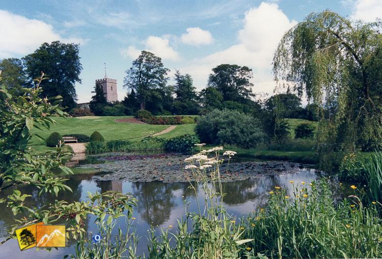 Bennington village